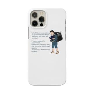 Uber金次郎 Smartphone cases