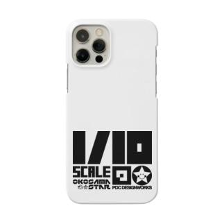 1/10 SCALE OKOSAMA-STAR with PDC DESIGNWORKS Smartphone cases