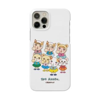 気ままやんず 気合い! 1st Anniv. Smartphone cases