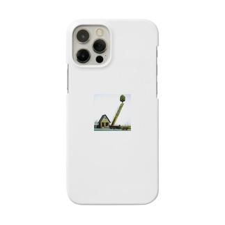 庭 Smartphone cases