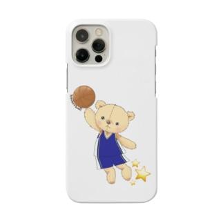 バスケBEAR Smartphone Case