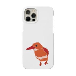 アカショウビン Smartphone cases