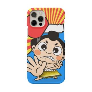 TokyoSienneの「あっぱれ」〜どすこい!気ままに相撲ライフ〜 Smartphone Case