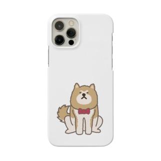 あっあっ秋田犬(ネクタイ) Smartphone Case