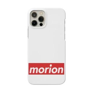 """モリオン(黒水晶) """"Morion"""" Smartphone Case"""
