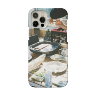 daily life with BACON Smartphone cases