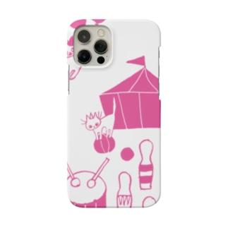 猫のサーカス団 Smartphone Case