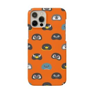 Penguin beans.〈バーミリオン〉 Smartphone cases
