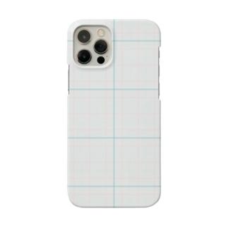 グラフペーパー Smartphone cases