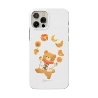 パン屋の男の子 Smartphone cases