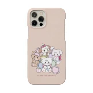 mikko characters Smartphone cases
