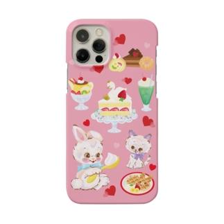 ティータイムPKスイーツ Smartphone cases