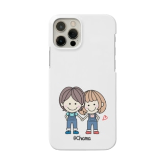CHAMA×ペアコーデ❤︎ Smartphone Case
