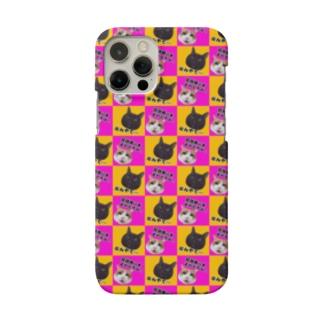 琵琶湖の水止めたろか! Smartphone cases