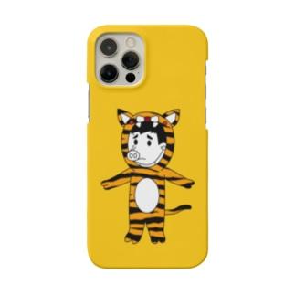 タイガーピッグ(スマホケース版) Smartphone cases