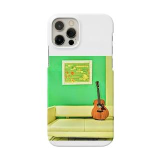 アコースティックギター Smartphone cases