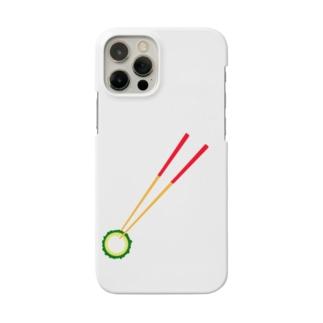 うめーし&ゴーヤー Smartphone cases