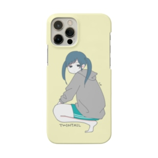 TWINTAILちゃん 12対応 Smartphone cases