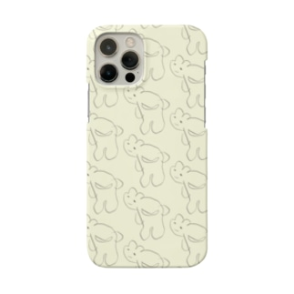 やさしいツキノワグマ Smartphone cases