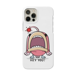 CT32海の底のあんこ姫*HEY YOU!*A-2 Smartphone Case