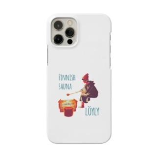 ロウリュ Smartphone cases