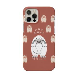 CT121 YETI is yeah*いないいないばぁ*bgC Smartphone Case