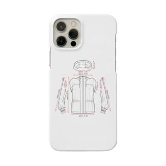 トランスフォームしそうなパーカー Smartphone cases