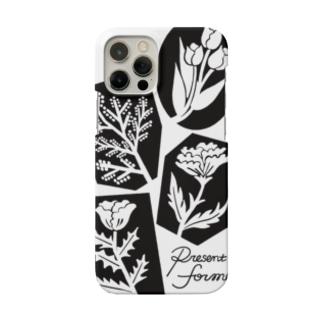 𝗬𝗨𝗞𝗔 𝗡𝗜𝗦𝗛𝗜𝗜𝗭𝗨𝗠𝗜のBOTANICAL CASE Smartphone cases