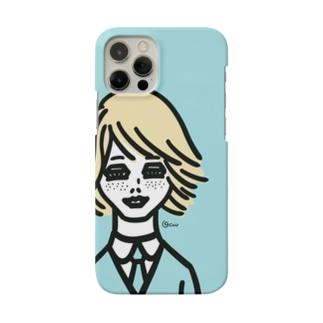 "Ennui Store Staff""Jodie"" Smartphone cases"