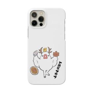 鹿ぶんちょう~ヒロシマラブ~ Smartphone cases