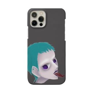 青髪ピアス Smartphone cases
