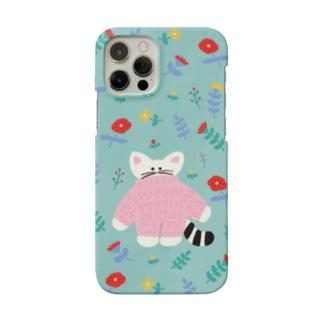 flower cat Smartphone cases