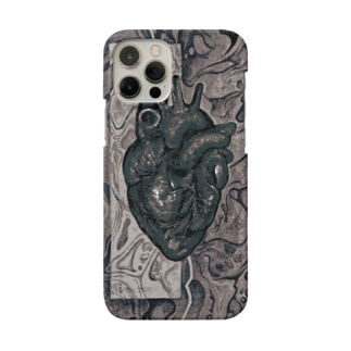 Chronostasis mono Smartphone cases