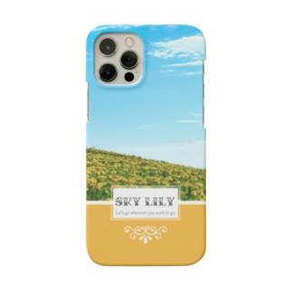 SKY LILY Smartphone Case