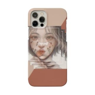 オレンジキャンディー Smartphone cases