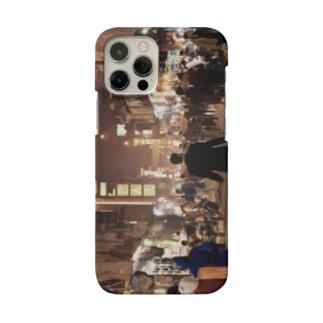【インド】デリーの夜 Smartphone cases