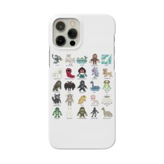 ドットUMA図鑑 Smartphone cases