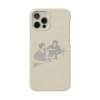 木曜日はしんちょうに Smartphone cases