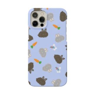 Baby  rabbits Smartphone cases