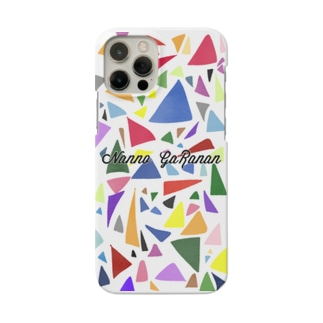 Nanno GaRanan(何の柄なん?) Smartphone cases