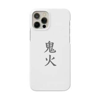 鬼火 Oni-bi Smartphone cases