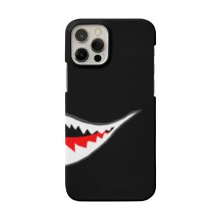シャークマスク Smartphone Case