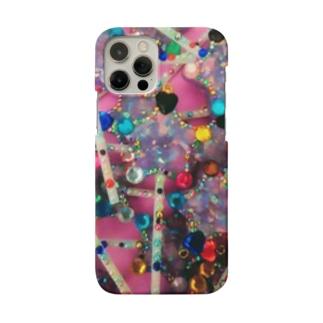 ★数量限定★ ロリポップ デコデコ星 Smartphone cases