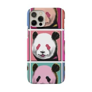 パンディ・モンロー Smartphone cases