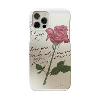 薔薇シリーズ Smartphone cases