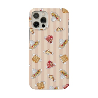 Pancake Time Smartphone cases