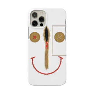 sewing smile Smartphone cases