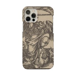 大天使ミカエル B Smartphone cases