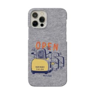 CT144 カリカリサロンG*スマホケース用 Smartphone cases