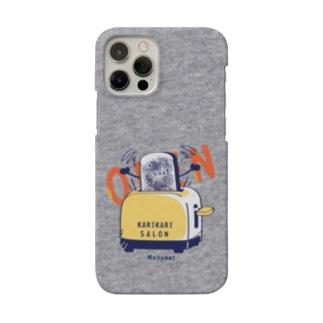 CT144 カリカリサロンA*スマホケース用 Smartphone cases